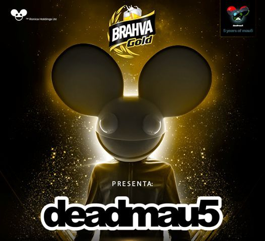Deadmau5 Live 5 Years Of Mau5 Guatemala 2015 Edm Chicago