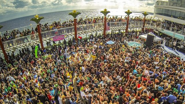 FBI Now Involved In Apparent Suicide From Mad Decent Boat Party - Cruise ship party