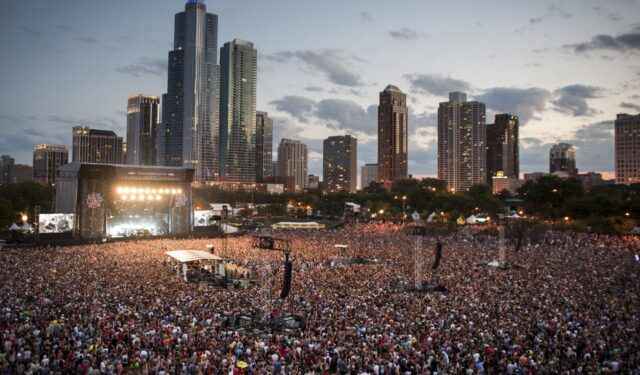 Image result for LOLLAPALOOZA CHICAGO