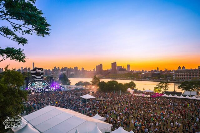 $6K Stolen from Electric Zoo Festival-Goers