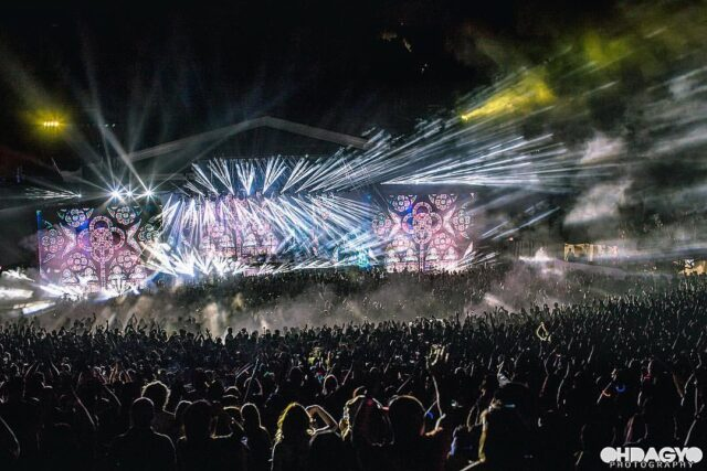 alesso new stage 2017