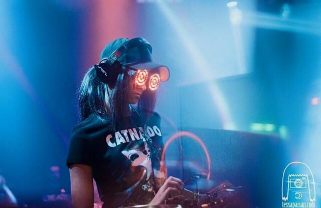 Rezz 39 s newest single purple gusher will make you feel for Purple makes you feel