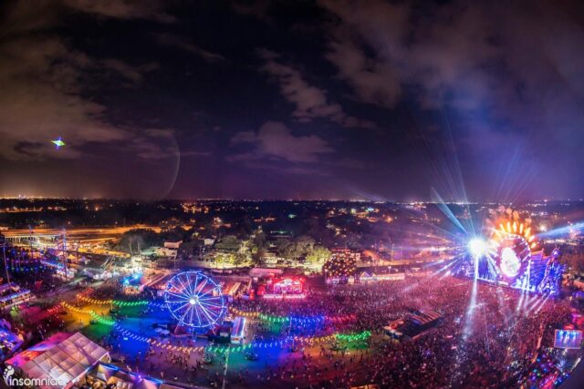 edc orlando 2016 review. photo by Insomniac